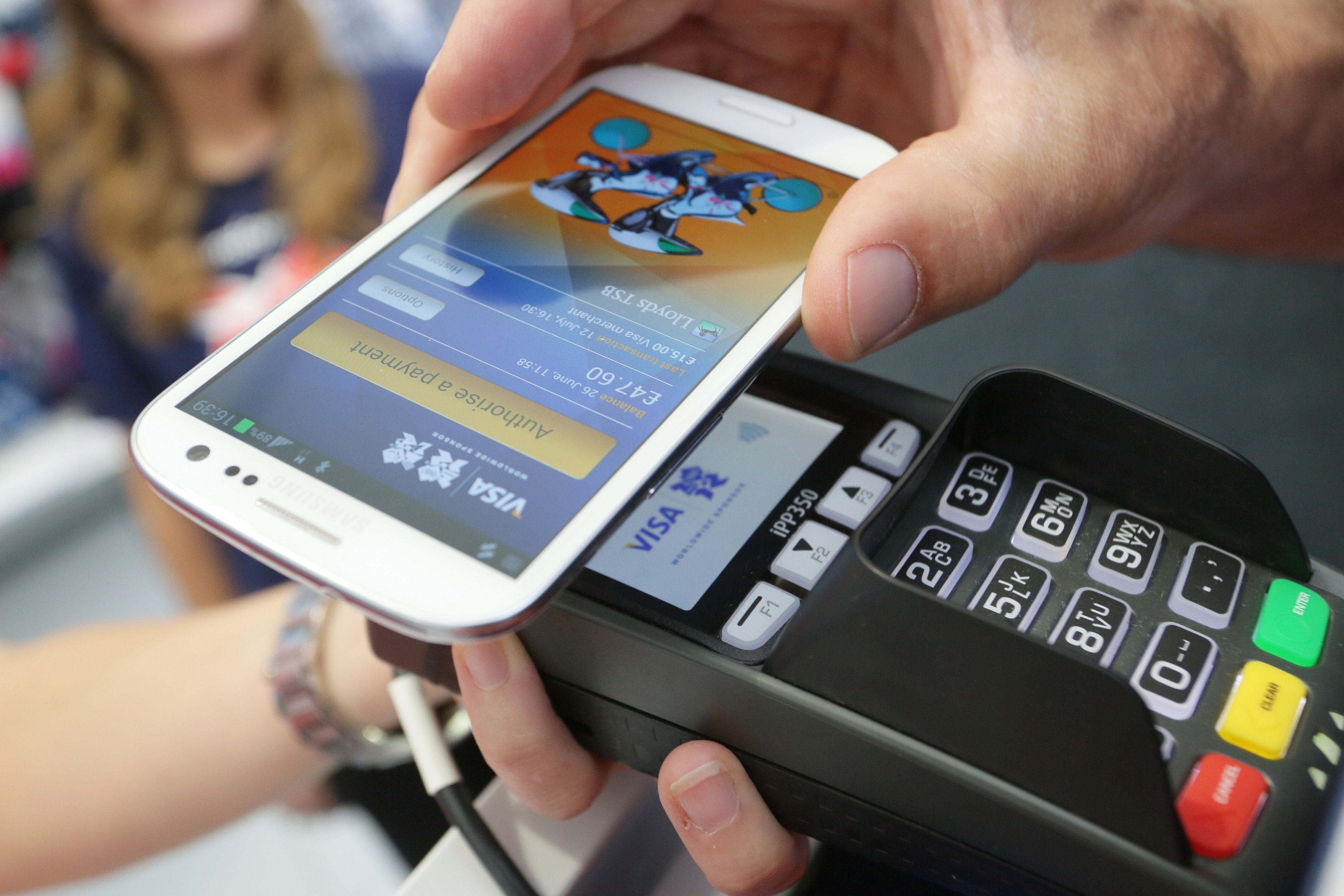 Image result for Contactless Payment Terminals